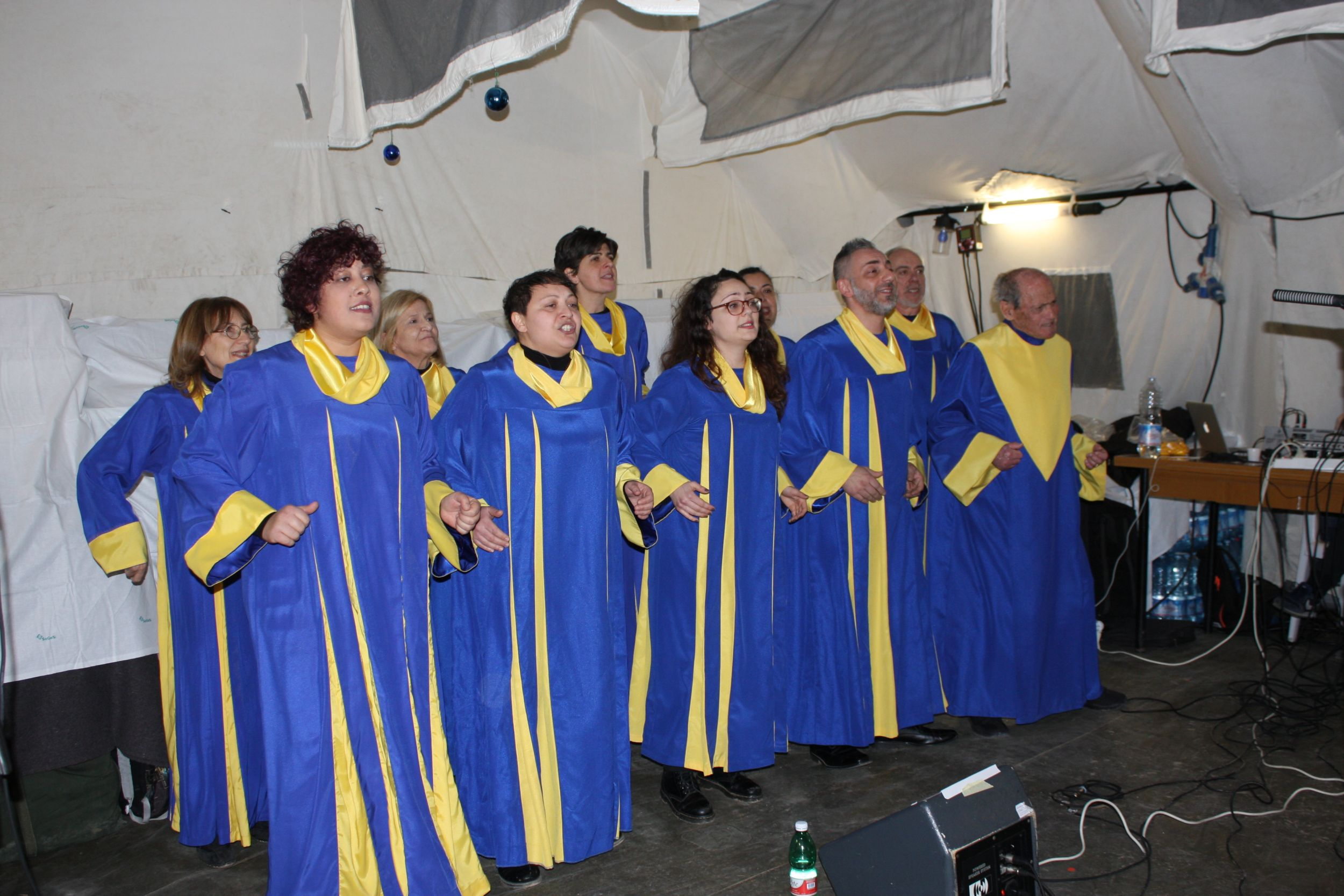 Il coro One Voice