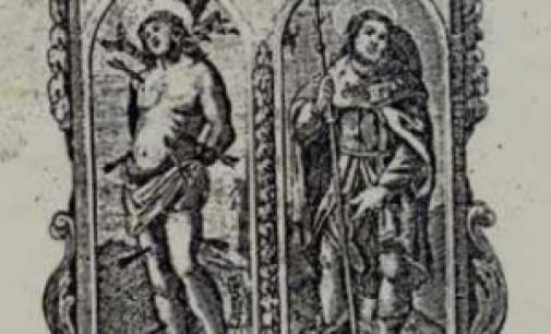 I Santi Sebastiano e Rocco tra Storia, Fede e Folclore – 1