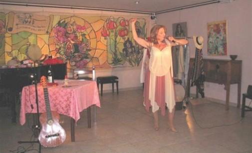 Recital 'Le mille e una'Roma'
