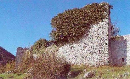 Il Castello di Castiglione a Palombara Vecchia