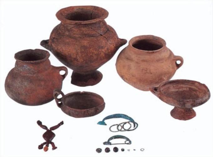 Il sito archeologico della necropoli di Osteria dell'Osa