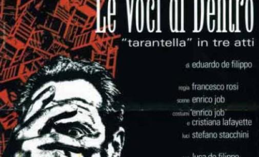 'Le voci di dentro' e l'attualità De Filippo