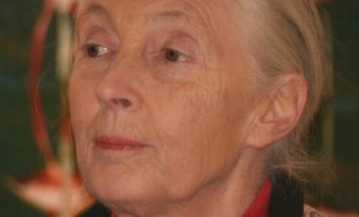 Jane Goodall, per l'Africa e per le future generazioni