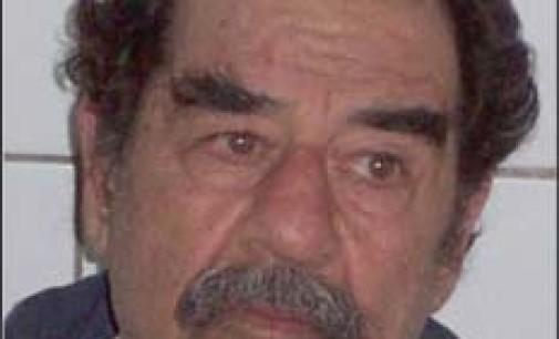 'A morte Saddam'!