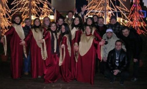 Successo Gospel per i Sing Out
