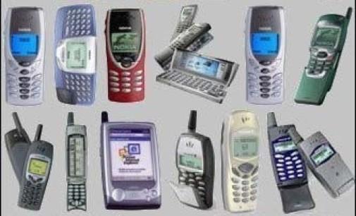 Schiavi del cellulare
