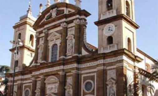 Frascati: la Cattedrale di San Pietro
