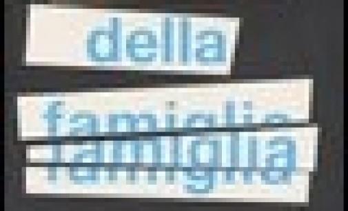 Dove va la famiglia italiana?