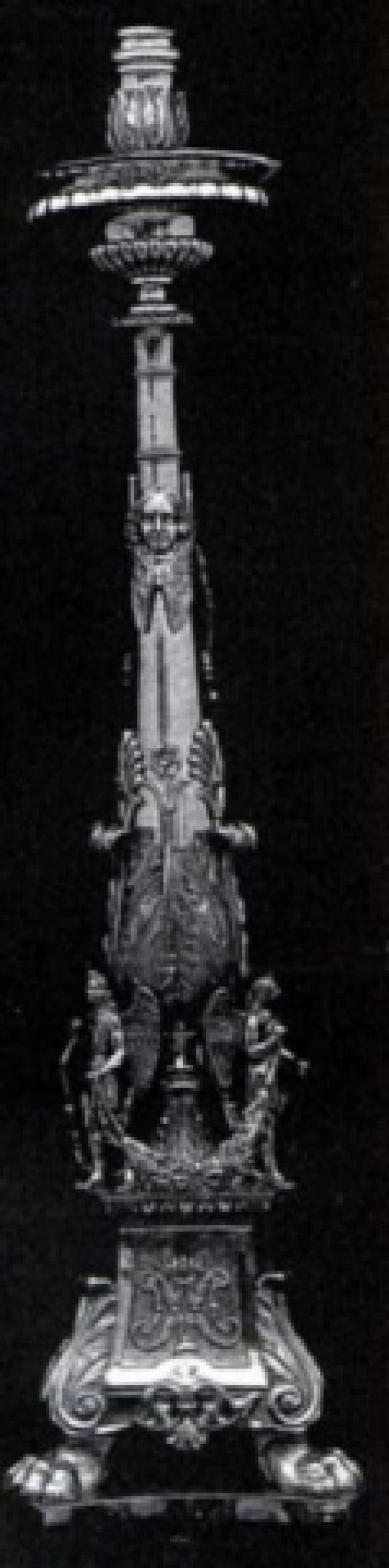 Gli arredi sacri dell abbazia di grottaferrata 3 i for Arredi sacri roma