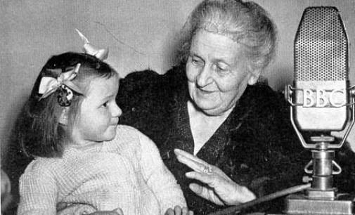 Dalla 'pedagogia' all''educazione': storia di una grande donna