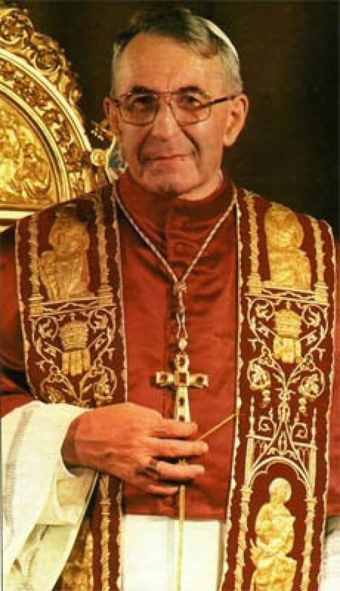 Albino Luciani: il papa del sorriso