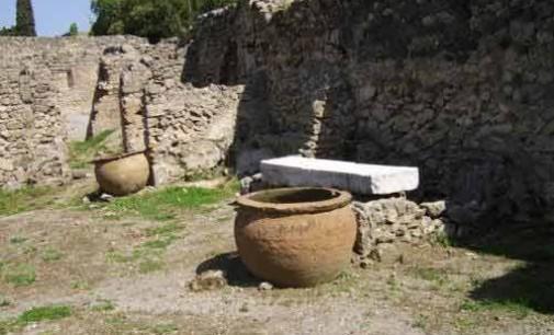 Sarà restaurata la Conceria di Pompei