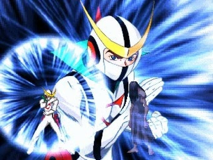 Kyashan, il ragazzo androide