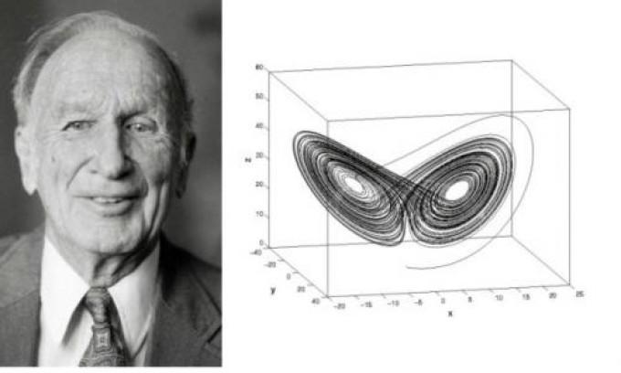 Edward Lorenz e il caos deterministico – 1