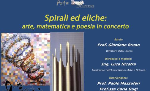 Arte, matematica e poesia in concerto