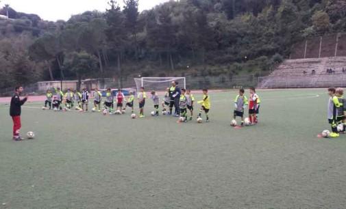 Frascati, Mandolesi: «La nostra Scuola calcio sta crescendo a vista d'occhio»