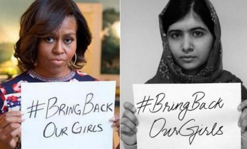 Michelle Obama e Malala: un Twitter per le ragazze rapite in Nigeria
