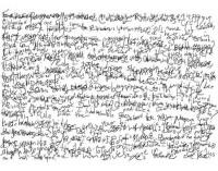 Una calligrafia incomprensibile può rendere un giudizio nullo