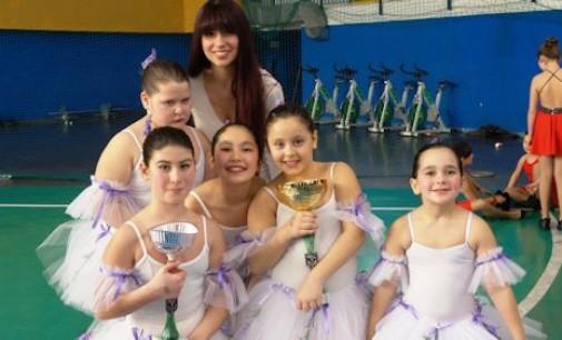 Concorso di danza Campionato Centro-Nord svoltosi a Colleferro