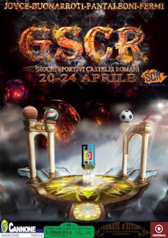 SCR – Giochi Sportivi Castelli Romani