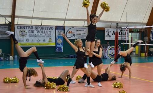 Campionato B2a Giovolley vince anche la sfida della partecipazione!