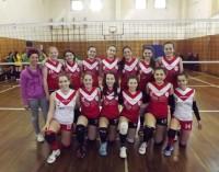 Pallavolo Campionato under 16 provinciale femminile 2 fase 1 giornata