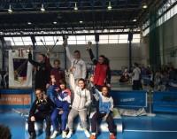 La S.S. Lazio scherma Ariccia si conferma eccellente anche nelle categorie giovanili