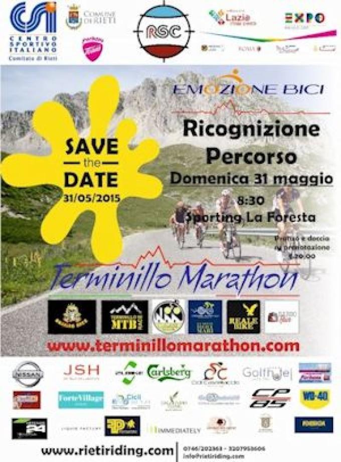CS Ciclismo Amatoriale: la Terminillo Marathon nella prestigiosa rassegna degli eventi Expo 2015 di Milano