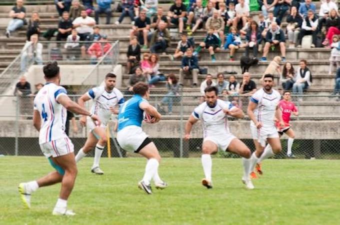 Rugby league, l'Italia supera BARA in un Tre Fontane colmo d'entusiasmo