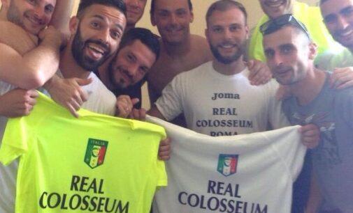 Real Colosseum calcio (I cat.), il presidente Maoloni: «Promozione? Primo atto del progetto»