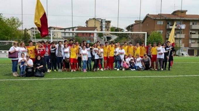 Valmontone, i giovanissimi provinciali vincono il campionato