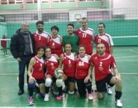 Pallavolo Campionato amatoriale misto elite- gara 1 play off