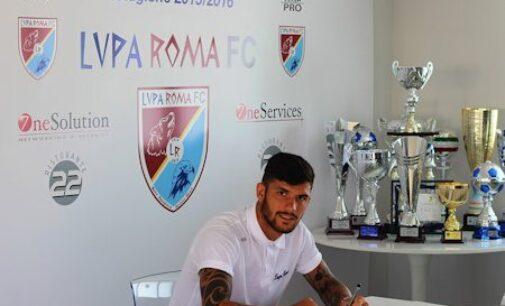 """Lupa Roma, arriva un altro rinnovo in attacco: """"Sono pronto a dare tutto, quest'anno vedrete chi è il vero Alan Mastropietro"""""""