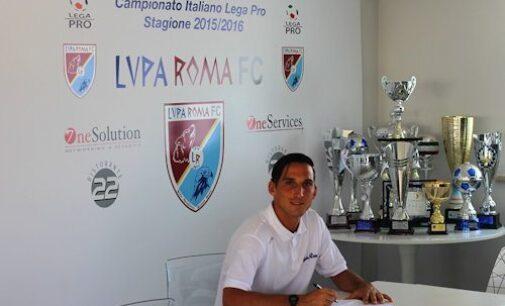 """Lega Pro, non c'è due senza tre. Il ritorno di Marco Neri alla Lupa Roma: """"Corono il sogno di essere professionista grazie al Presidente Cerrai"""""""