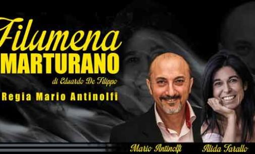"""""""Filumena Marturano"""" di E. De Filippo"""