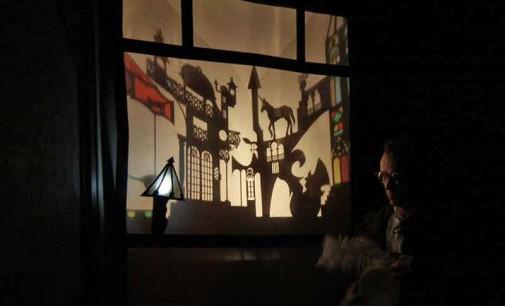 Il libro delle ombre  Teatro di Carta / Ombre Bianche Teatro