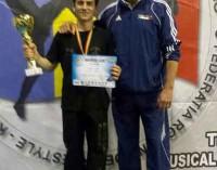 Tommaso D'Adamo ha partecipato a Bucarest al torneo Judgement Day World Cup