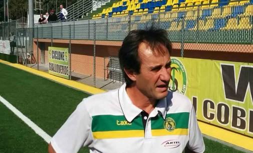 Racing Club calcio (Jun. prov.), Cipriani: «Col G. Castello per tornare a vincere»