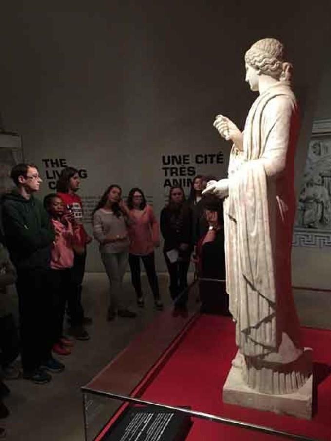Pompei, grande successo di pubblico in Canada