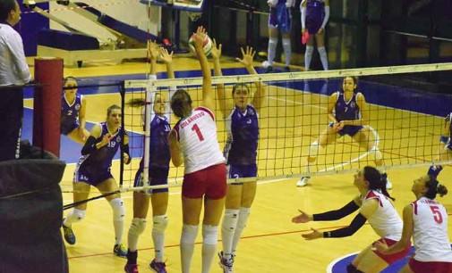 Giovolley: prova incolore, sconfitta 0-3 a Frascati