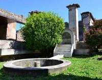 Pompei – Interventi di messa in sicurezza alla Casa di Marco Lucrezio su Via Stabiana
