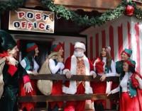 Babbo Natale e il suo villaggio