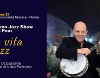 Lino Patruno. 80 anni di vita, 60 anni di Jazz