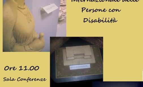 Il Museo Lavinium di Pomezia presenta il percorso tattile
