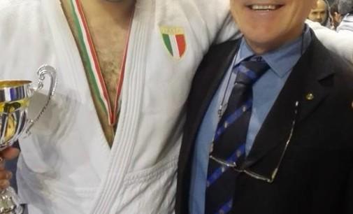 L'Asd Judo Energon Esco Frascati applaude l'ex allievo Mascetti, di nuovo campione d'Italia
