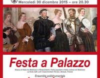 Festa A Palazzo Concerto di fine Anno con musiche rinascimentali