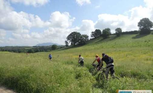Carta cicloescursionistica del Parco