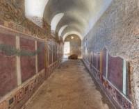 Scavi di Pompei 24 dicembre presentazione e apertura di 6 domus restaurate