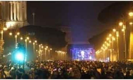 Capodanno a Roma, concertone al Circo Massimo con Negramaro o Mannoia