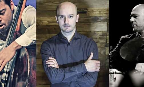 Il trio di Paolo Recchia sarà di scena al Gregory's Jazz Club